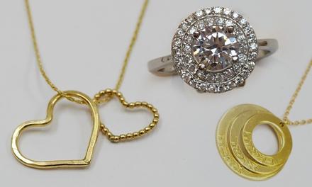 רשת פטל תכשיטים ושעונים: רק 50 ₪ לגרופון בשווי 100 ₪ לבחירה ממגוון מוצרים בכל הסניפים! בירושלים, מודיעין ורמלה