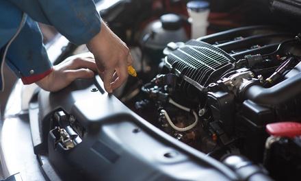 Tagliando auto completo per varie cilindrate, anche oltre 1600 cc, allofficina Srt Group (sconto fino a 82%)
