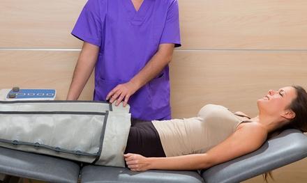 5 o 7 pressoterapie complete con massaggio drenante al Centro estetico Bellezza e benessere B e B (sconto fino a 76%)