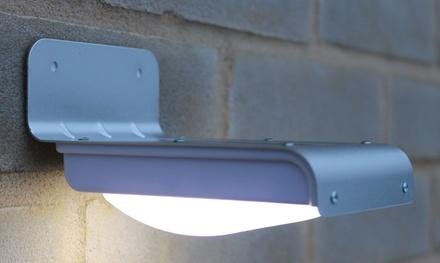 1 o 2 lampade ad energia solare da esterno