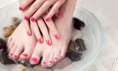 Image Placeholder For 1 Or 2 Sac Spa Manicures W Pedicures From Herlinda At