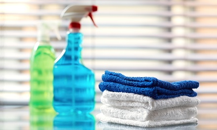 Three, Four or Five Hours of House Cleaning from Merry Maids Cleaning Services (Up to 58% Off)