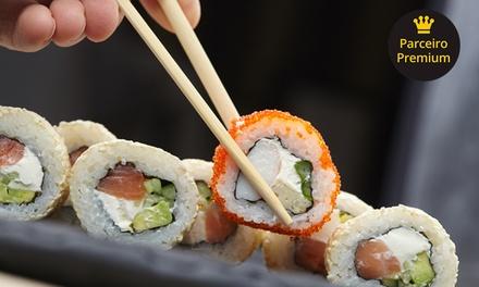Festival de sushi à vontade no Sushi Drive – Goethe