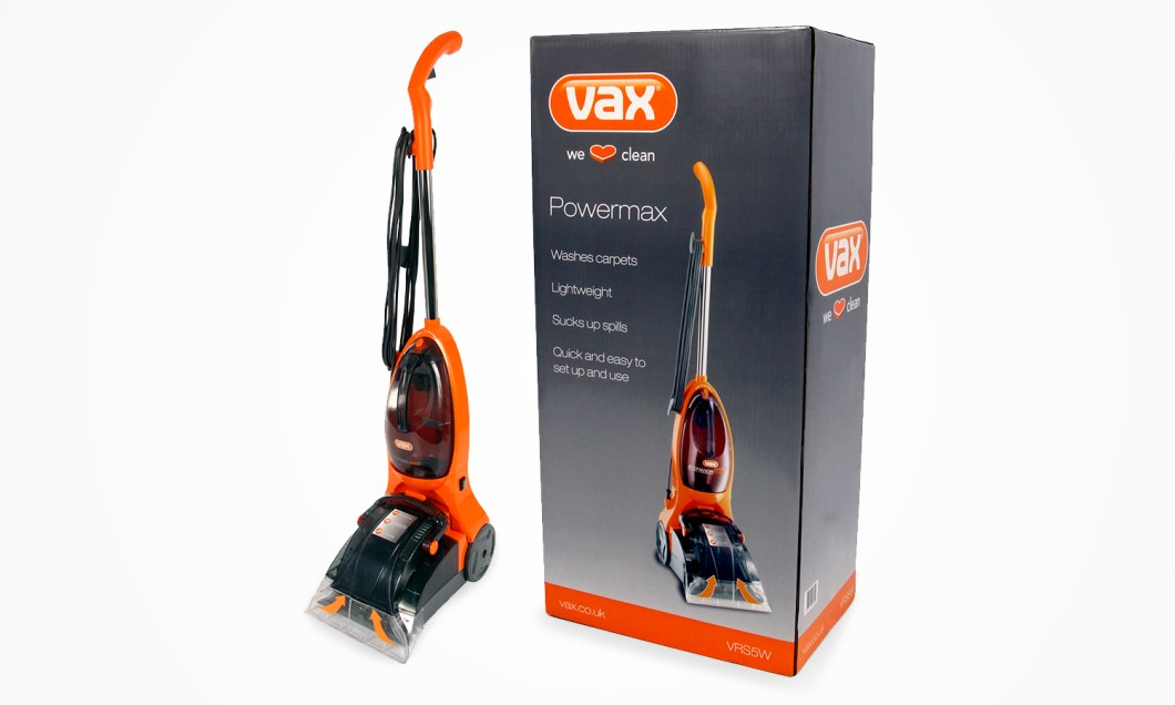 Instructions For Vax Rapide Spring Carpet Washer Okeviewdesign