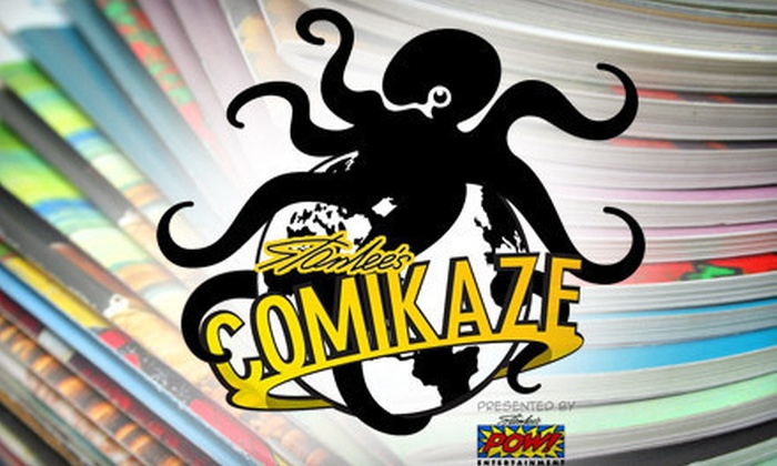 Comic Con VIP Package Stan Lees Comikaze Expo The
