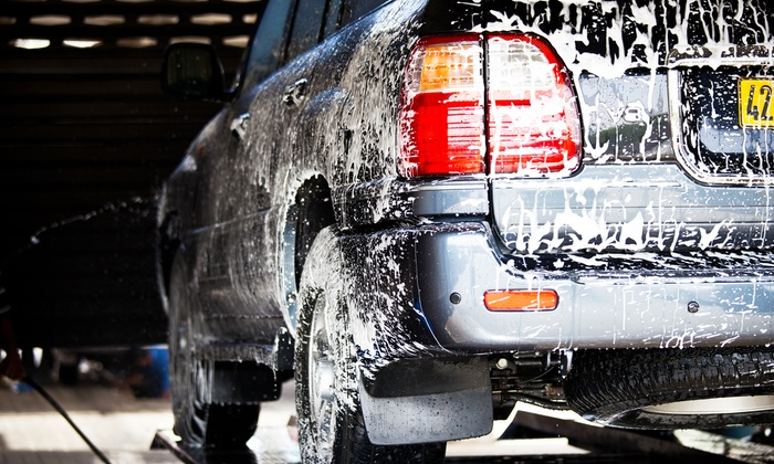 Duckys Car Wash San Mateo CA Groupon