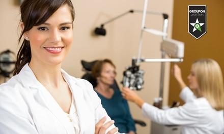 Check up oculistico e controllo successivo del tono oculare