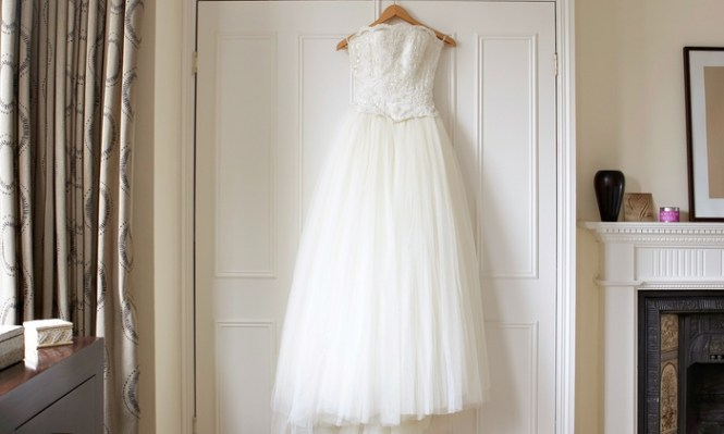 Melbourne Wedding Dress Dry Cleaning Services