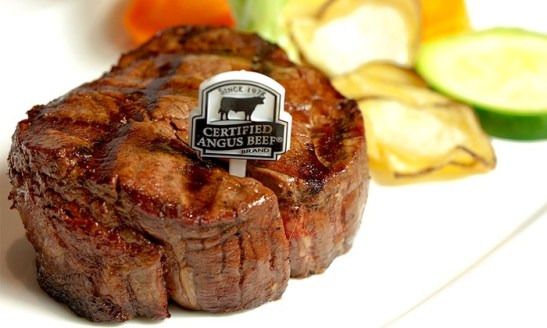 44% Off Dinner for Two at Day & Night Firewood Steakhouse