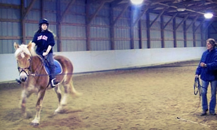 Shelby Trails Park Equine Education Center In Simpsonville