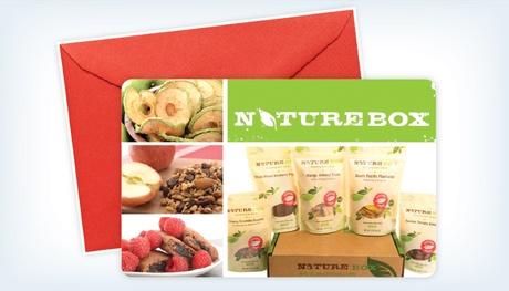 Naturebox Groupon