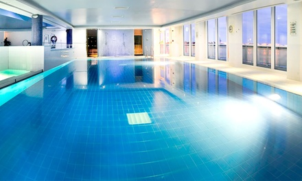 Spa Day With Treatment And Meal St Davids Cardiff Hotel