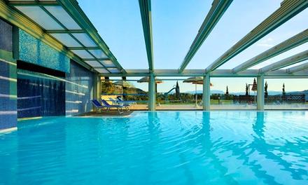 Casole dElsa: fino a 3 notti per 2 persone con colazione, Spa, prosecco e cena al Relax Hotel Aquaviva 4*