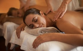 Couples Massage with Add-Ons