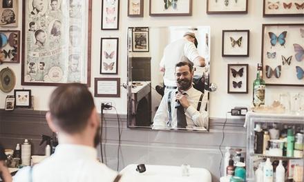 Una o 3 sedute per uomo con shampoo, taglio e piega al salone La Vanitè (sconto fino a 74%)