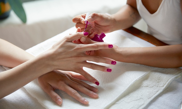 Manicures And Pedicures At Be Polished Up To 20 Off