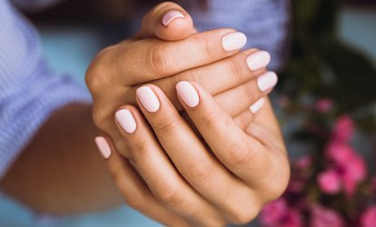 Image Placeholder For Acrylic Full Set Gel Polish With Optional Manicure At Pinkies Strong Nail