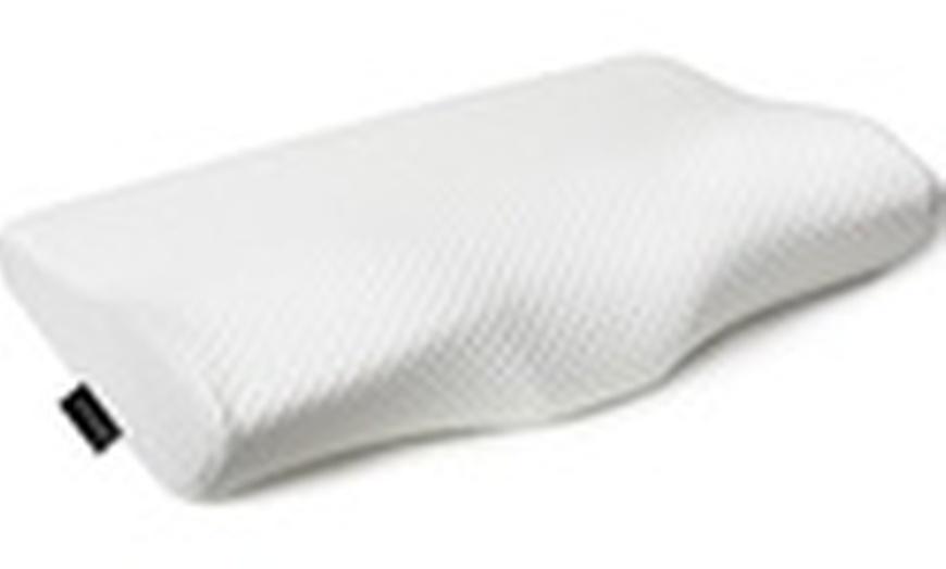 epabo contour memory foam pillow orthopedic sleep pillow