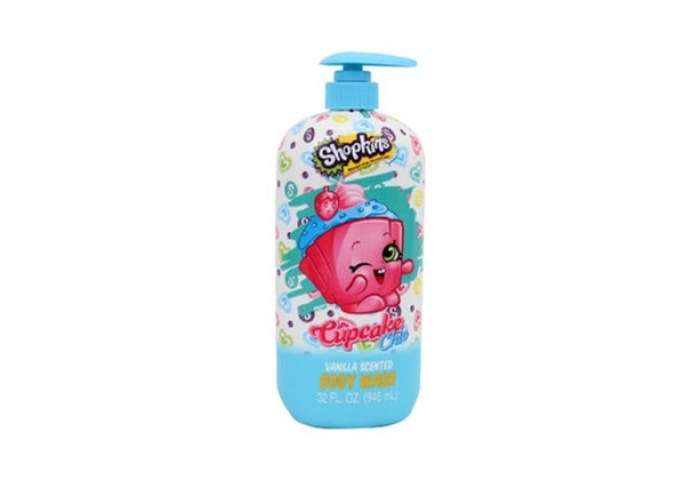 Shopkins Cupcake Chic Body Wash 32oz Groupon