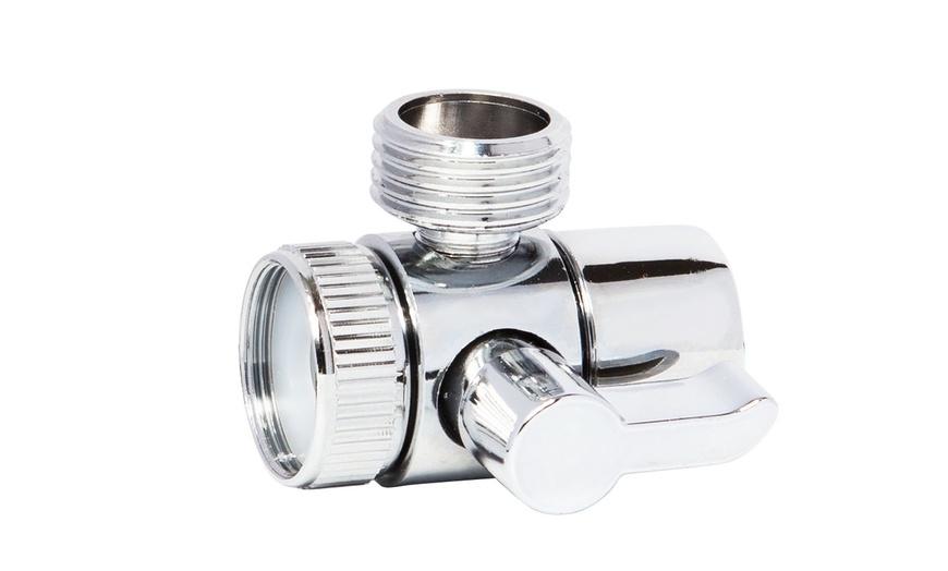 head faucet adapter diverter valve water tap connector kitchen sink splitter