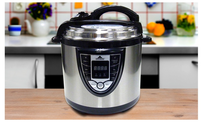 Electric Rice Cooker Stainless Steel 6 In 1 Electric Steam
