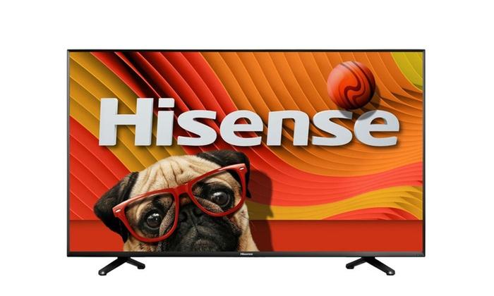 Hisense 55 H5 Series HD Smart TV Groupon