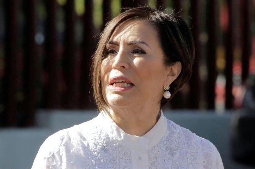 Inicia audiencia de Rosario Robles
