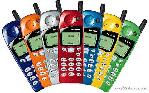 Set de telefonos Nokia 5190