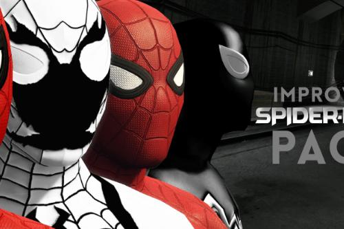 Venom Mod Spider Man Amazing