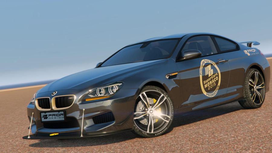 [2013 BMW M6 Coupe]Prior Design livery - GTA5-Mods.com