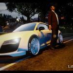 Audi R8 Libertywalk Gta5 Mods Com