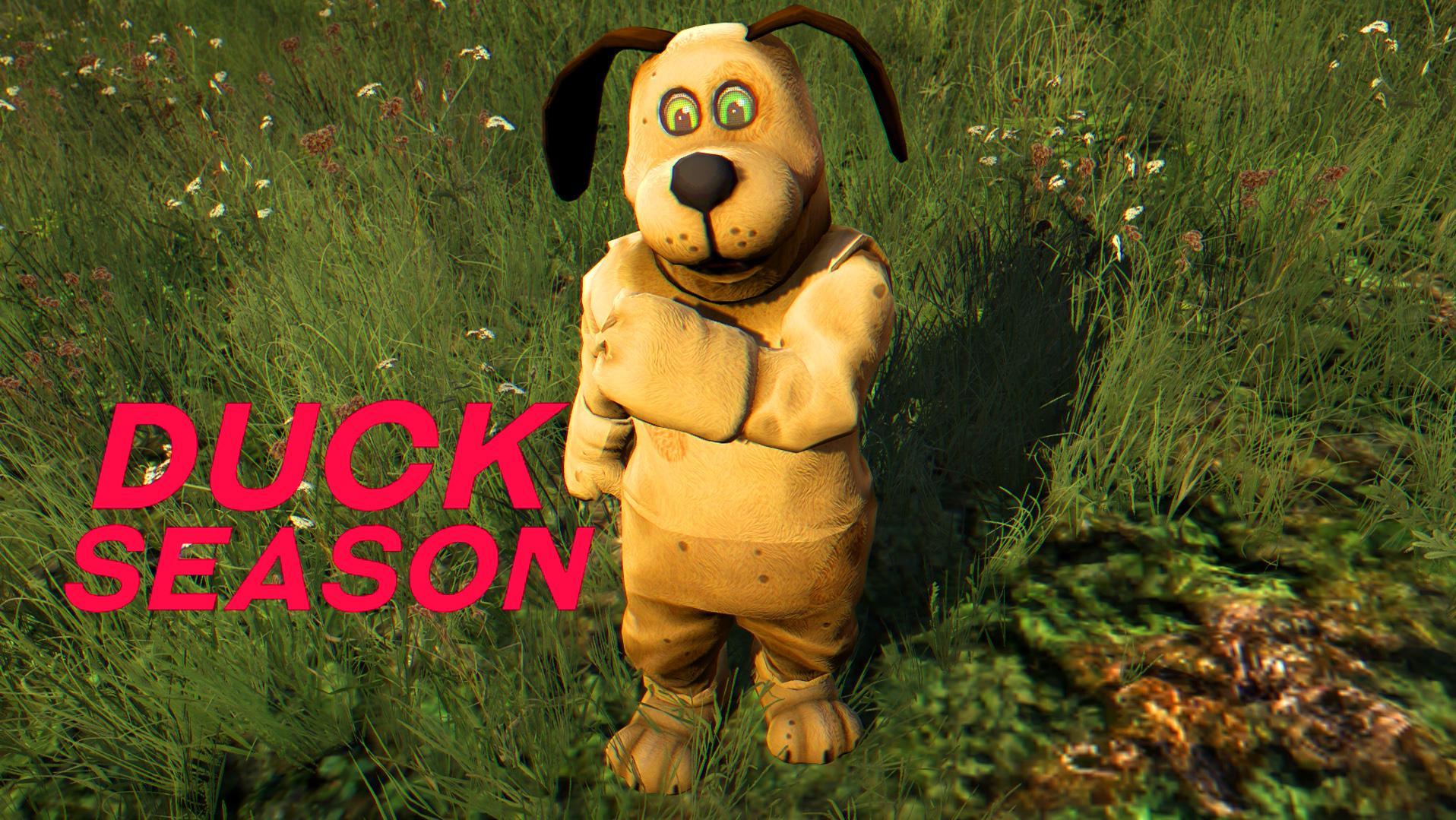 Dog Duck Season Addon