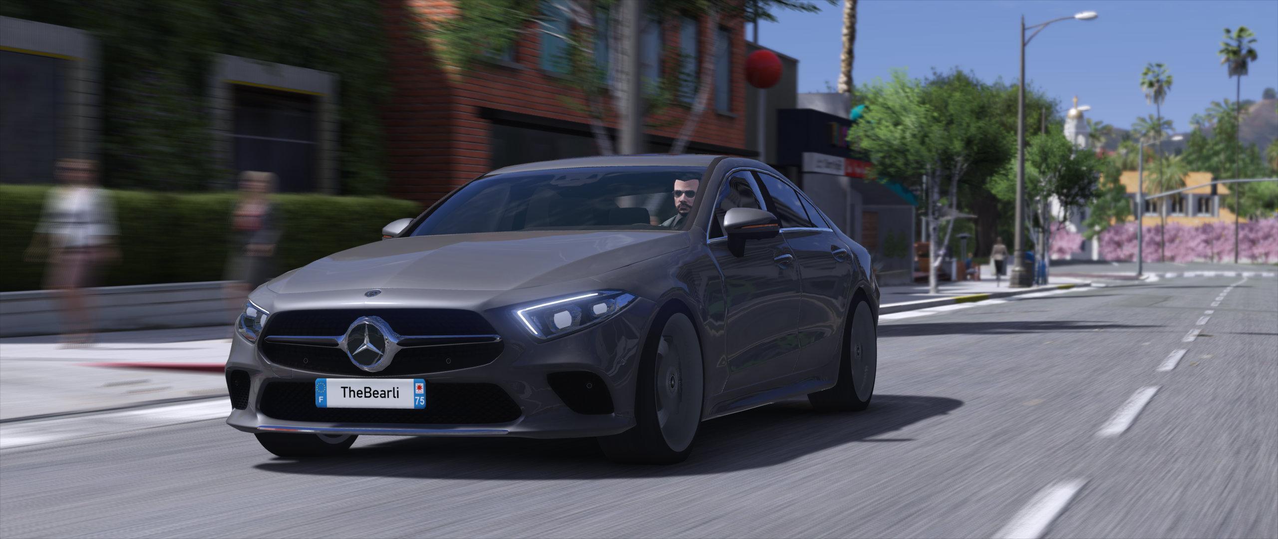 Mercedes Benz Cls 2019 Replace 12
