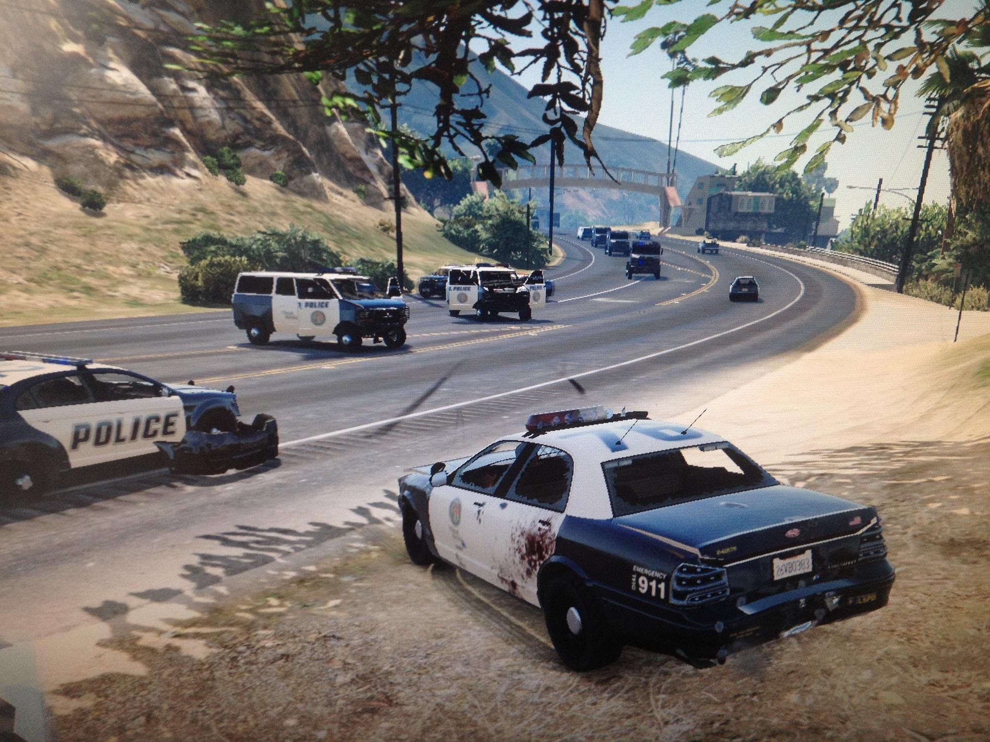 Realistic Dispatch Mod Modified Crime And Police