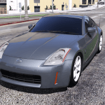 2003 Nissan 350z Add On Replace Tuning Template Gta5 Mods Com