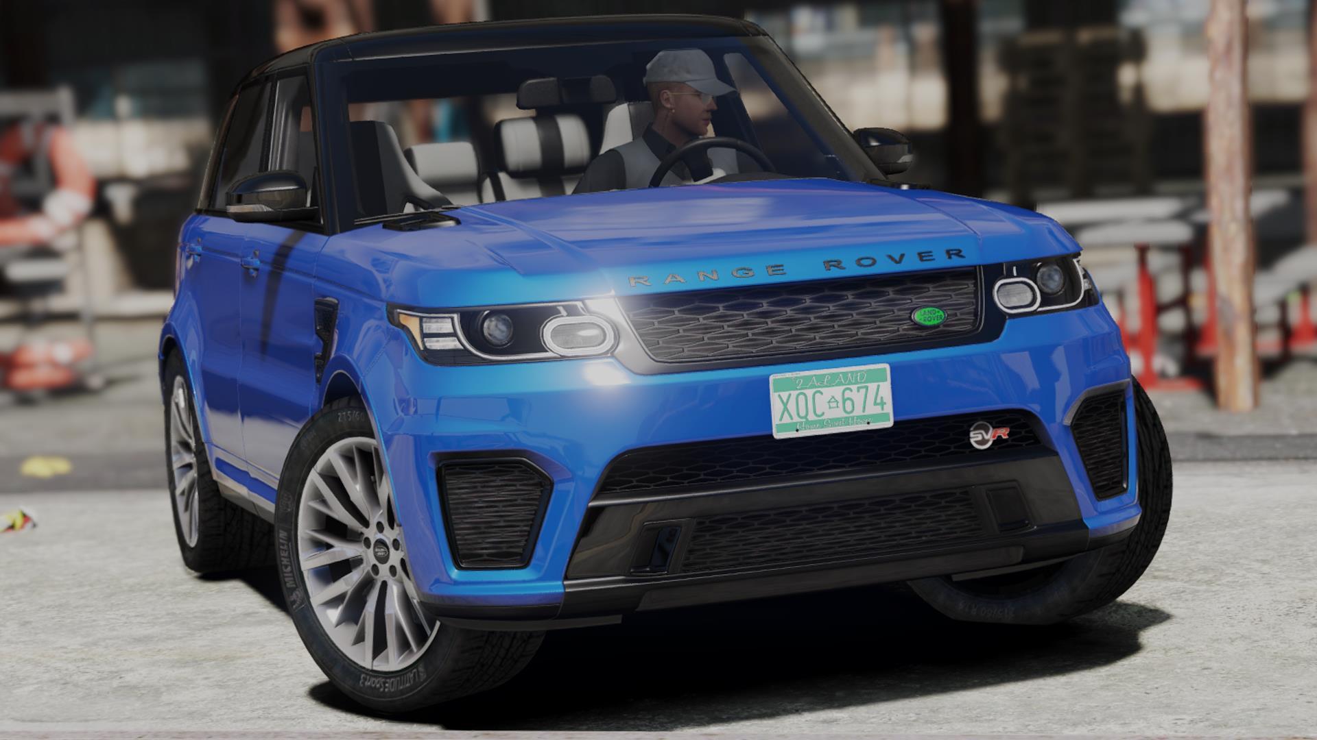 2014 Range Rover Sport SVR 5 0 V8 [Add on Replace] GTA5 Mods