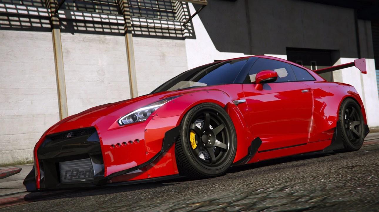 Nissan GTR, 2017 Nissan GTR, Nissan GTR Mod, 2017 Nissan GTR Mod, Nissan GTR Mod GTA V, Nissan GTR Mod for GTA, Mod GTA, GTA 5 Mod, Mod Nissan GTR GTA V, Nissan Mod GTA5,