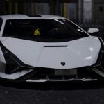 2020 Lamborghini Sian Add On Air Spoiler Gta5 Mods Com