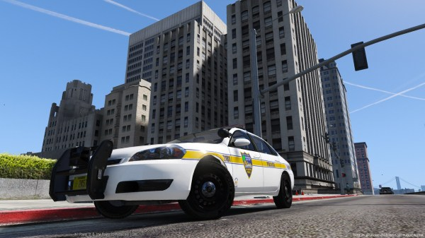4K Impala LSPD (Jacksonville Sheriff's Office Style ...