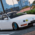 Acura Integra Jdm Stock Gta5 Mods Com