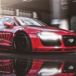 Audi R8v10 Liberty Walk Add On Gta5 Mods Com