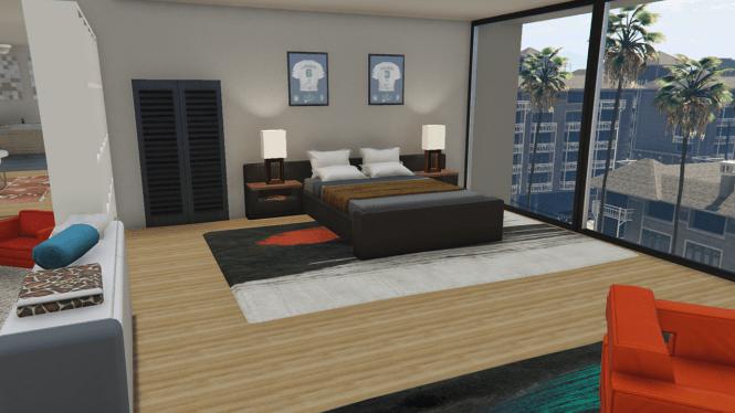Beach Apartment Gta5 Mods
