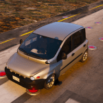 Fiat Multipla Add On Gta5 Mods Com