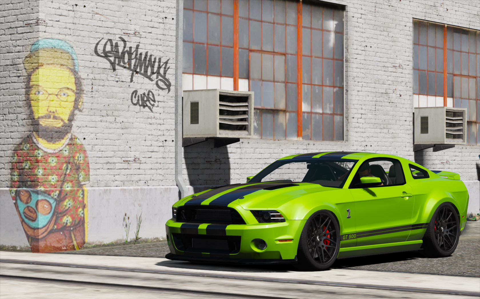 Ford Mustang GT NFS GT500 2013 Add On