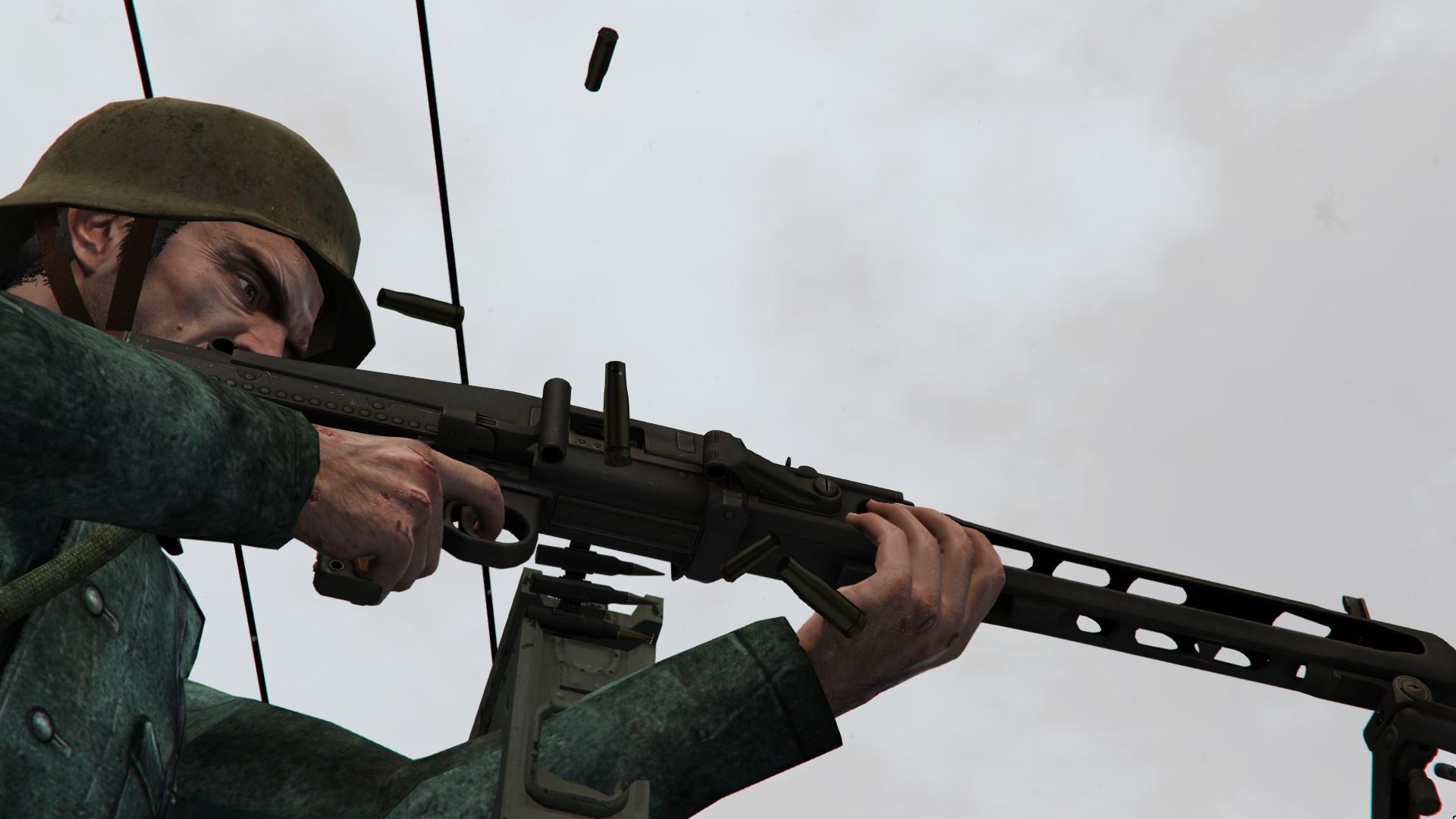 MG 42 Add On Replace