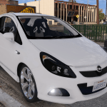 Opel Corsa D Opc Replace Add On Tuning 1 1 Gta5 Mods Com