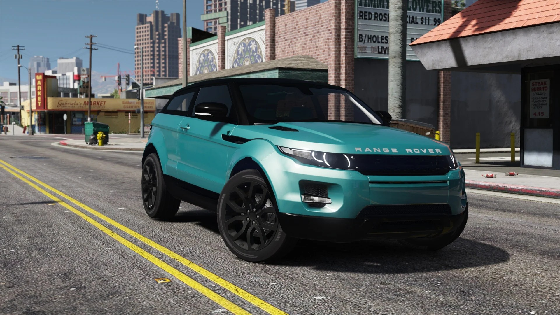 Range Rover Evoque [Add Replace Tuning