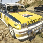 Renault 5 Gt Turbo Rally Gta5 Mods Com