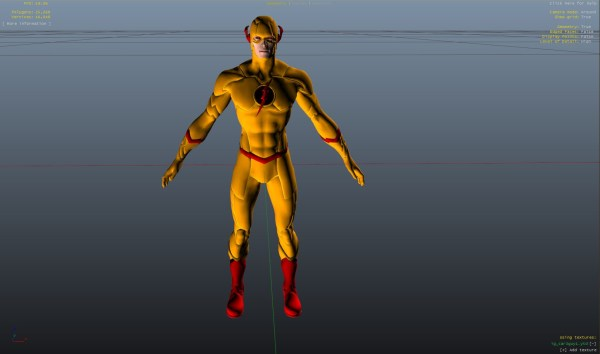 Reverse Flash (Flash Point Animated Movie) [Add-On Ped ...