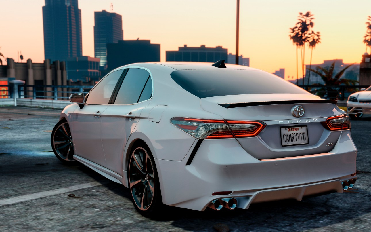 Toyota Camry XSE 2018, Toyota Camry XSE 2018 Car Mod, Toyota Camry XSE 2018 Mod BUSSID, MOd Toyota Camry XSE 2018 BUSSID, BUSSID Car Mod, Toyota Car Mod BUSSID, SGCArena